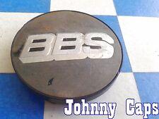 BBS Wheels [77] BLACK Center Caps # 09.24.281 Custom Wheel USED Center Cap (1)