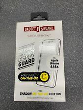 Gadget Guard Reusable Privacy Display Guard iPhone 6/6s