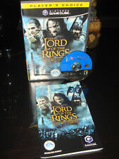 Lord of the Rings The Two Towers (Nintendo GameCube, 2004)