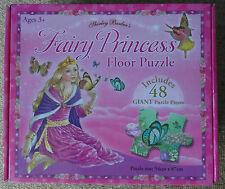 Shirley Barber-Fairy Princess floor puzzle - 48 giant pieces-pour âges 3+Yrs