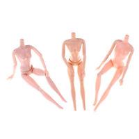 14/11 corpo bambola nuda mobile snodato per bambola  1/6 corpo bambola W
