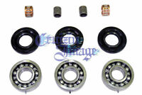 SUZUKI GT200 CRANKSHAFT REBUILD KITS OIL SEALS BEARINGS CI-GT200CSRKT