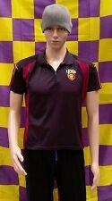 Brisbane Lions Official AFL Austrailian Rules Football Shirt (Ladies Youths 14)