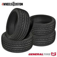 4 X New General G-Max RS 225/50ZR16 92W Tires
