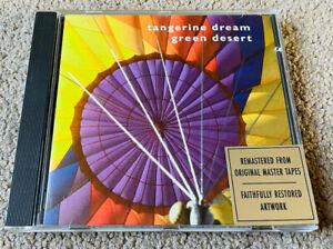 Tangerine Dream - Green Desert [Remastered] (1996) ESM CD 349