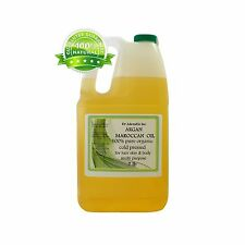 Moroccan Argan Oil Hair Treatment Serum By Dr.Adorable Organic 1 Gallon/7 Lb