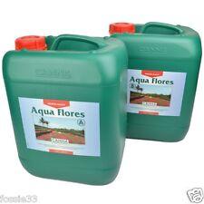 Canna Aqua flores A & B 5 Litre