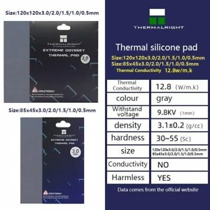 Thermalright ODYSSEY Heat Dissipation Silicone Pad CPU/GPU Graphics Card