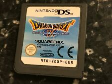 NINTENDO DS DSL DSi XL GAME CART DRAGON QUEST IX SENTINELS OF THE STARRY SKIES