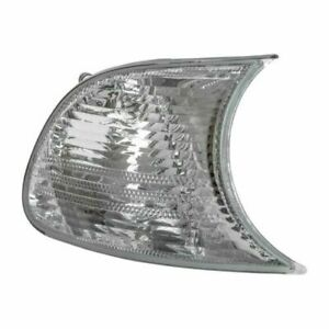 FITS FOR 1999 - 2001 BMW 3 SERIES E46 COUPE CORNER LAMP RIGHT PASSENGER (CLEAR)