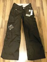 children ski snowboard trousers size M DC Pascal, London #B338