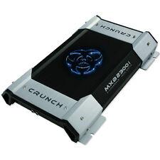 Crunch Amplifier MXB 2300i 1200 W. 2 Kanal Kompakt Endstufe Verstärker MXB2300i