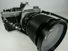 Old Vintage OLYMPUS OM-2  SLR 35mm Film Camera  Please Read