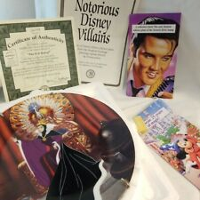 Notorious Evil Queen Bradford Exchange Limited Edition Collector's Plate