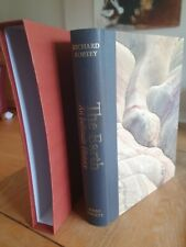 Folio Society The Earth An Intimate History (Richard Fortey). Free Postage