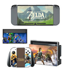 Nintendo Switch Console Skin Sticker New Nintendo Switch Zelda Wind