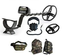 METAL DETECTOR GARRETT AT PRO AT-PRO INTERNATIONAL HEADPHONES + BACKPACK + POUCH