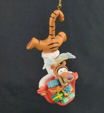 Tigger 207 - Disney Grolier Christmas Ornament Figurine Winnie the Pooh