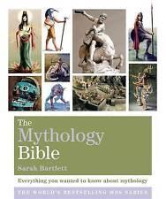 MYTHOLOGY BIBLE, THE - Sarah Bartlett (Softcover, 2009,Free Postage)