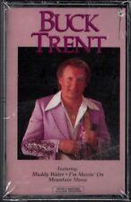 BUCK TRENT / Self-Titled - Sealed Cassette (1986)