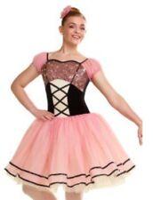 Curtain Call forêt enchantée C277 Festival De Danse Ballet Costume enfant moyen