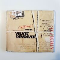 VELVET REVOLVER : SLITHER + BODIES (LIVE) + NEGATIVE CREEP ♦ CD MAXI ♦