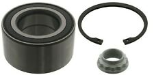 Front Wheel Bearing Kit with Axle Nut & Circlip for BMW 31203450600 New