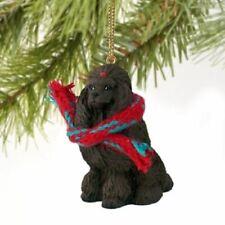 Poodle Chocolate Original Ornament