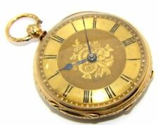 Solid Gold Strap Dress/Formal Pocket Watches