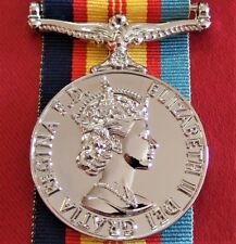 THE AUSTRALIAN VIETNAM SERVICE MEDAL ARMY NAVY AIR FORCE REPLICA WITH RIBBON*