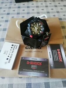 OROLOGIO CASIO G-SHOCK GA-700 NERO