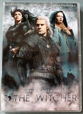 The Witcher Season 1 DVD - Brand New & Sealed + Free Post
