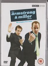 ARMSTRONG AND MILLER SHOW COMPLETE SERIES 1 DVD