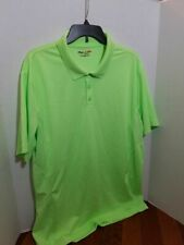FILA Sport Mens XXL Golf Athletic Fit Shirt Short Sleeve Casual Business Wear
