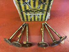 1927 1928 1929 HUDSON SUPER 6 CYL SET (6) INTAKE ENGINE VALVE DIAMOND V423 NORS