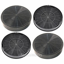4 Carbon Charcoal Odour Filters for RANGEMASTER Oven Cooker Hood Extractor Vent
