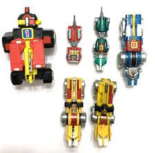 Complete Vintage Die Cast Voltron Lion Force Matchbox Japan (No Box/Accessories)