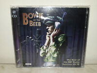 2 CD DAVID BOWIE - BOWIE AT THE BEEB - NUOVO NEW