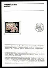 Italia 2017 : Museo Carabinieri -  Bollettino illustrativo - Tiratura limitata