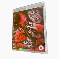 Malatesta's CARNIVAL OF BLOOD - Arrow Video Special Edition BLU RAY Region Free