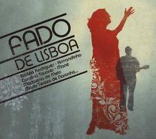 Fado de Lisboa - AMALIA RODRIGUES ARMANDINHO MADALENA DE MELO - CD 2007 SEALED