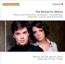 Romantic Oboist, New Music