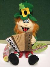 L'Irlanda Finnegan King of the leprecauni Accordian cantare FOLLETTO