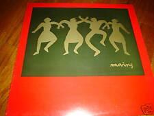 THE RAINCOATS LP RECORD POST PUNK UK ORIG ROUGH TRADE