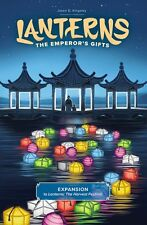Foxtrot Games - Lanterns: The Emperor's Gifts game expansion (New)