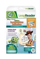 Leapfrog LeapReader  Reader Disney Pixar Imagination Activation New Child Learn