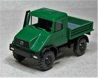 Wiking 1:87 Mercedes Benz U 140 Unimog OVP 376 01 dunkelgrün