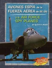 Aviones Espia de la Fuerza Aerea de EE.UU.U.S. Air Force Spy Planes (Blazers Bil