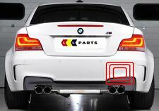 BMW NUOVO ORIGINALE 1m COUPE e82 10-13 PARAURTI POSTERIORE GANCIO DI TRAINO EYE COVER 8051610