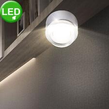 Éclairage plafonnier carré luminaire plafond argent douille couloir chambre